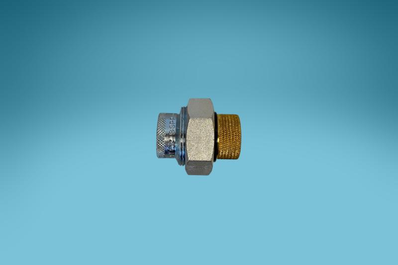 Isoliertrennverschraubung dielektrisch 1 1/4
