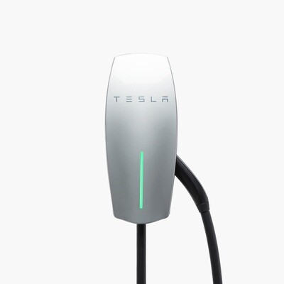 Tesla Wall Power, 3 fase Type 2 met 2,5 of 7,5 meter kabel