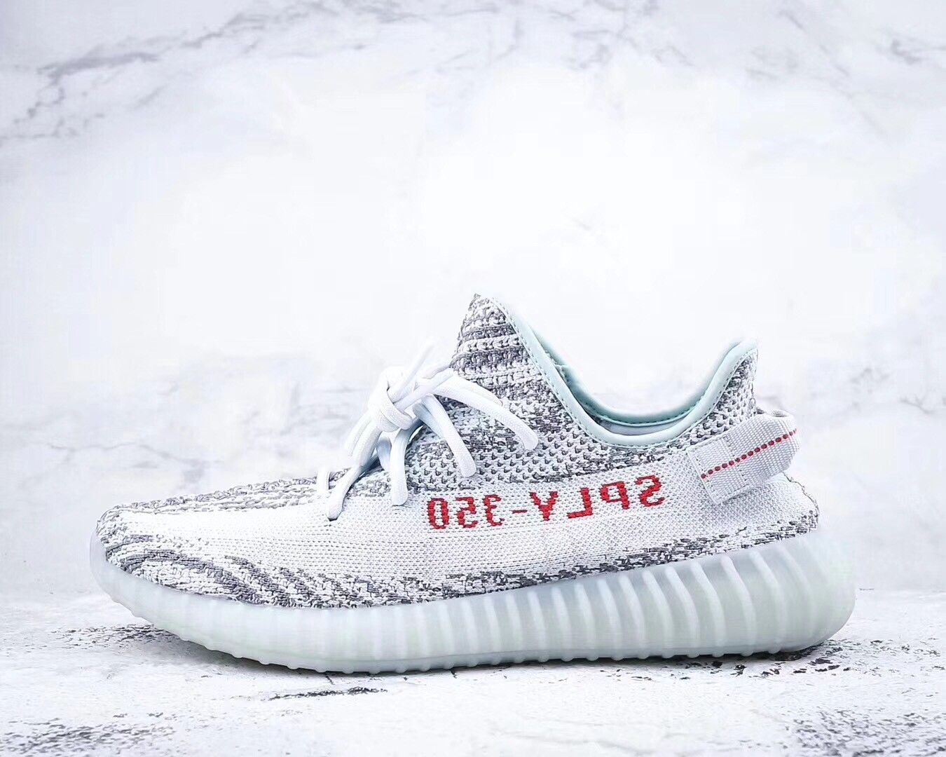"Yeezy 350 Boost V2 ""Blue Tint"" Runner Shoes"
