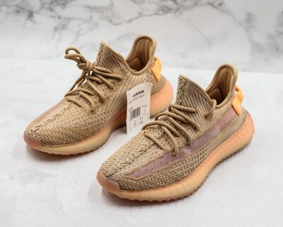 Yeezy 350 Boost V2 Clay Runner Shoes