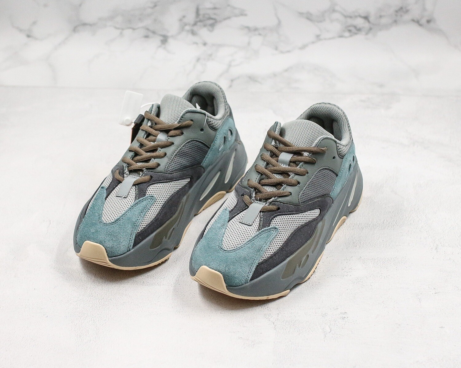 "Yeezy Boost 700 ""Teal Blue"" Runner Sneakers"