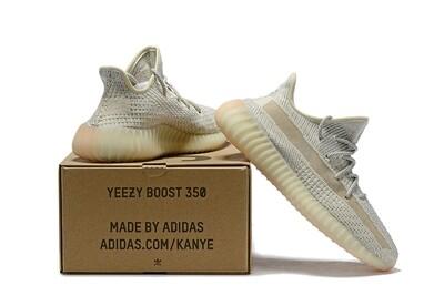 Yeezy 350 Boost V2 sesame Runner Shoes