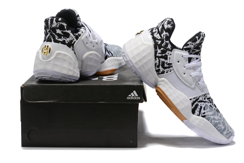 James Harden Basketball Shoes White