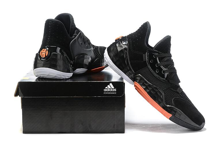 James Harden Basketball Shoes Black