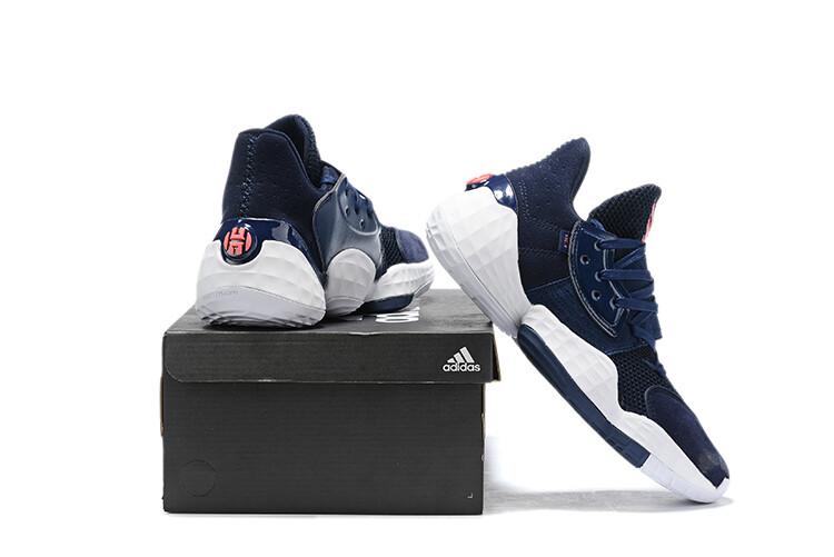 James Harden Basketball Shoes Blue