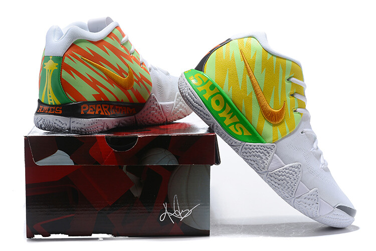 Men's Kyrie 4 Basketball Shoes