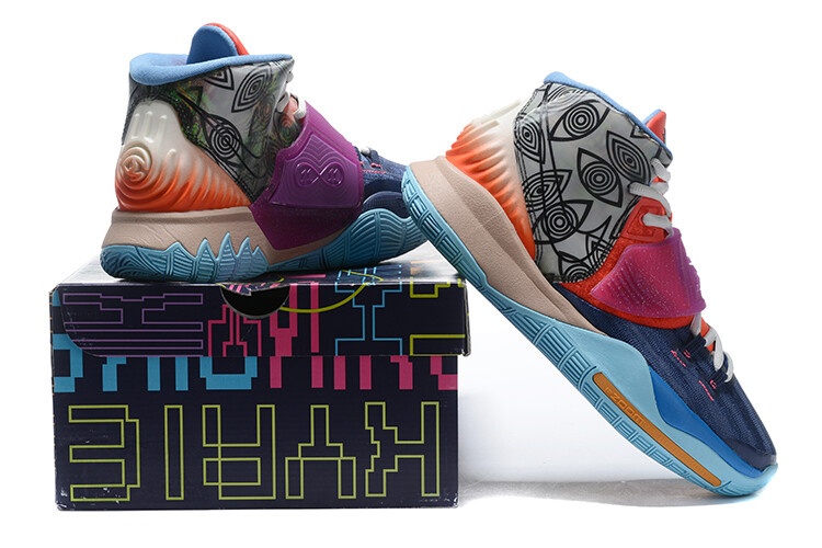 Men's Kyrie Irving  Kyrie 6 Basketball Shoes Cure The World