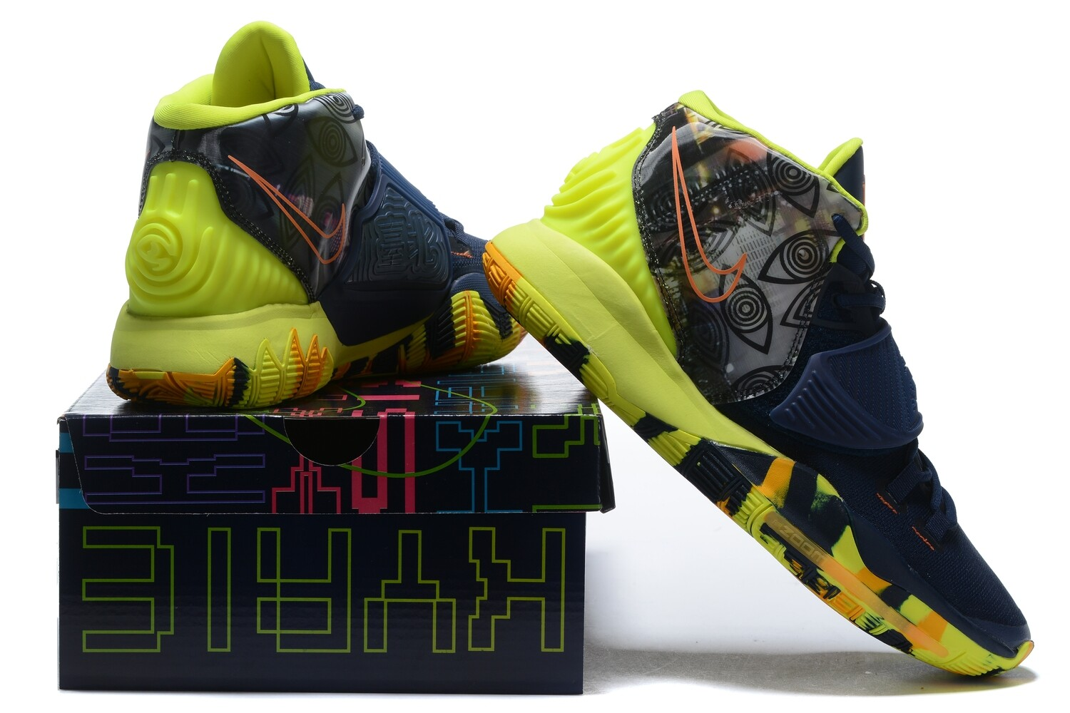 """Men's Kyrie Irving  Kyrie 6 Basketball Shoes """"Tai Bei"""""""