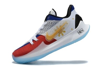Men's Kyrie Irving Kyrie 2 Low  Basketball Shoes White
