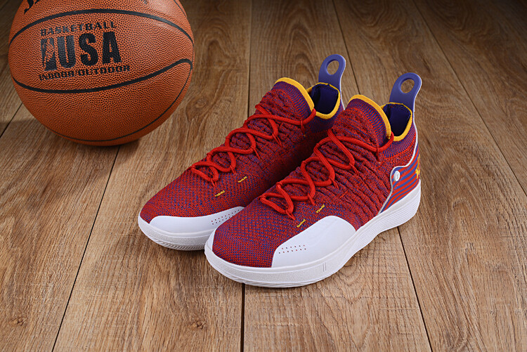 Men's Zoom Kd 11 Low Basketball Red