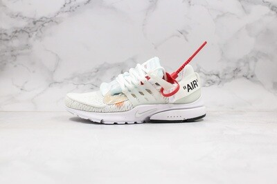 Men's/Women's Air Presto 2.0 x Off-White 'White'  Basketball Shoes Casual Life sneakers