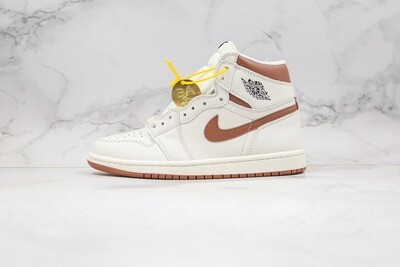 "Men's/Women's  Air Jordan 1 AJ1 Hi OG ""Mocha""  Basketball Shoes Casual Life sneakers"