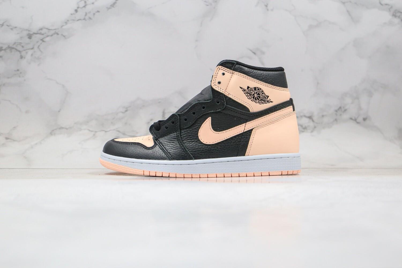 Air Jordan 1 Retro High Black Crimson Tint Basketball Shoes Casual Life sneakers