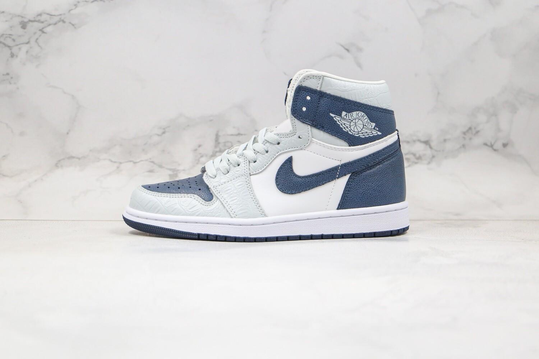 Air Jordan 1 Retro High Game Roya Basketball Shoes Casual Life sneakers