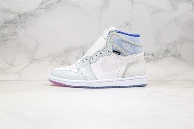 Air Jordan 1 High Premium Racer Blue Basketball Shoes Casual Life sneakers