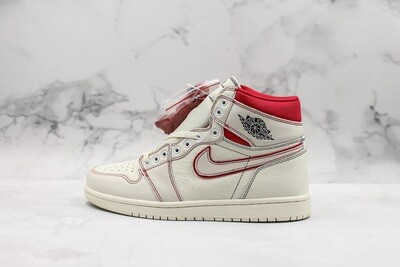 Air Jordan 1 Retro Phantom Gym Red OG AJ1 Basketball Shoes Casual Life sneakers