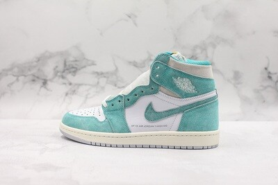 Air Jordan 1 Retro Turbo Green AJ1 Basketball Shoes Casual Life sneakers