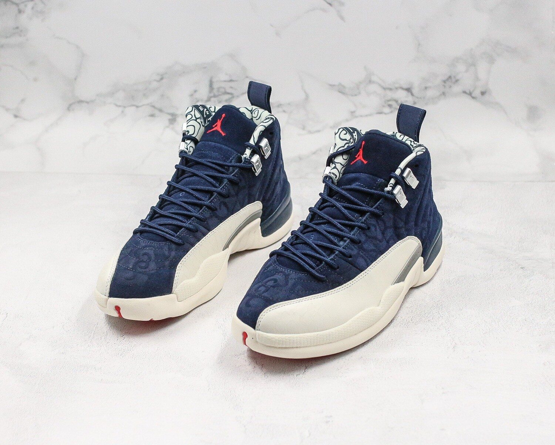 Jordan 12 Retro International Flight Men's Sneakers