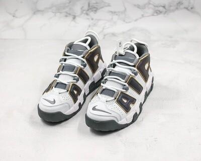 Air More Uptempo Se (gs) Big Kids Basketball Shoes
