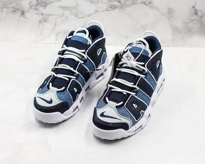 Air More Uptempo 96 Denim Men's Basketball Shoes