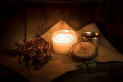 BBQ Soy Candle, 4 oz