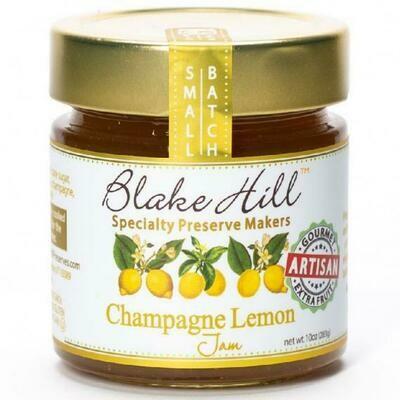 Artisan Champagne & Fresh Lemon Preserve, 10oz