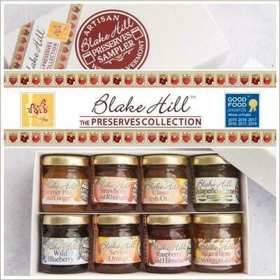 Preserve & Marmalade Collection Gift Box