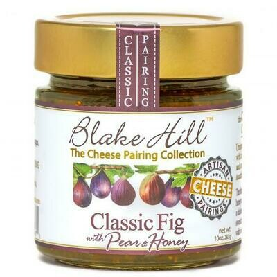 Cheese Pair Mission Figs w/Pear & Honey, 10oz