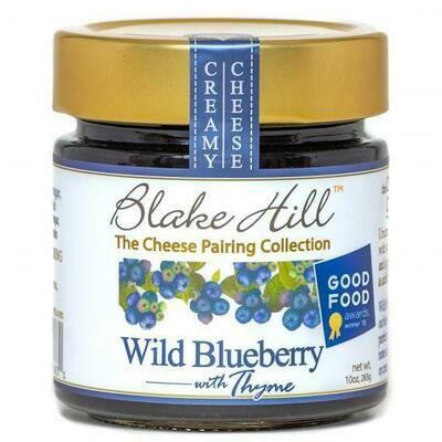 Cheese Pair Wild Blueberries w/Thyme, 10oz