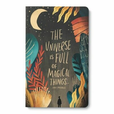 Universe Is Full Of Magical Things Journal