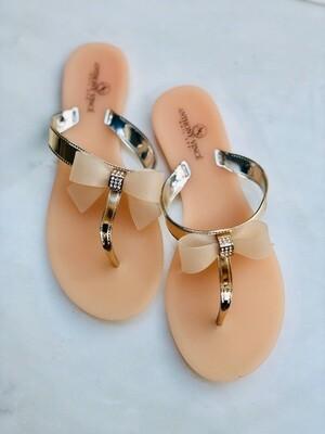 Classic AV Sandals - Nude
