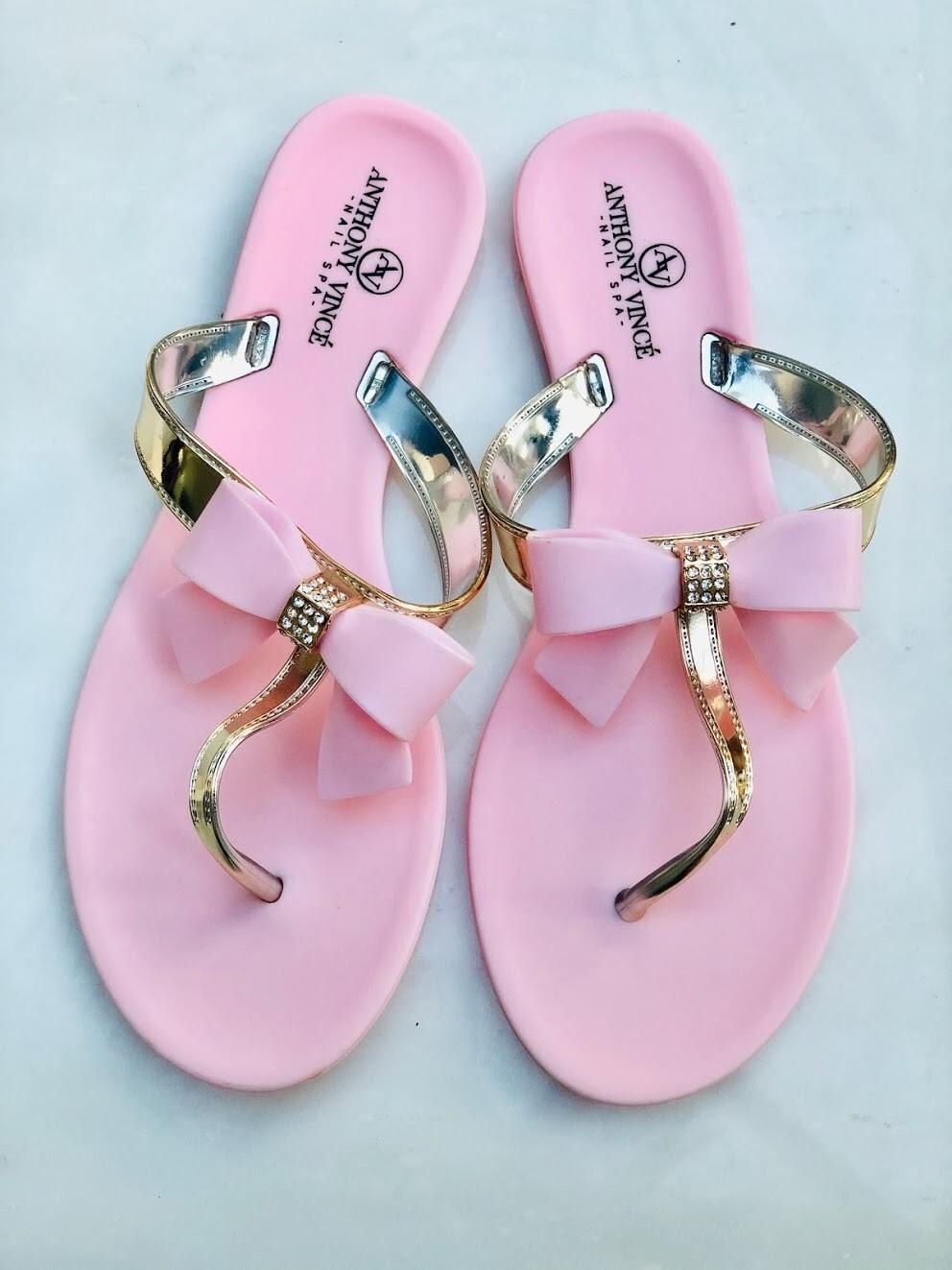 Classic AV Sandals - Pink