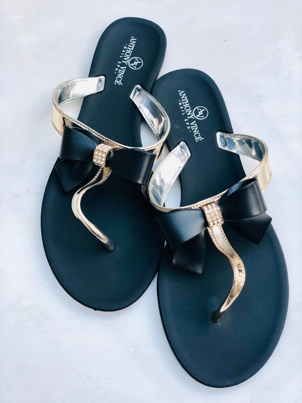 Classic AV Sandals - Black