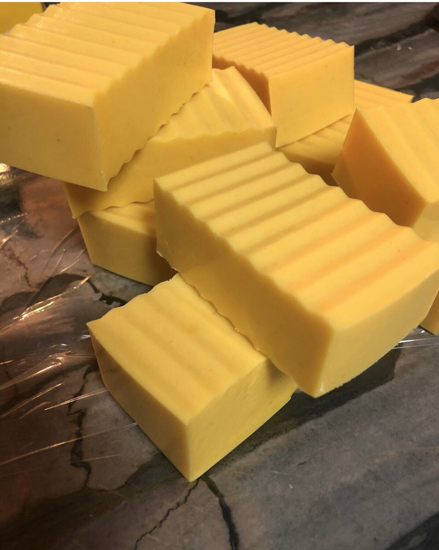 Goat Milk Tumeric Soap