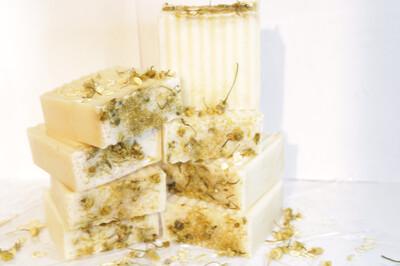 Shea Butter Oatmeal And Honey Body Bar
