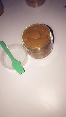 Tumeric And Carrot Sugar Lip Scrub....