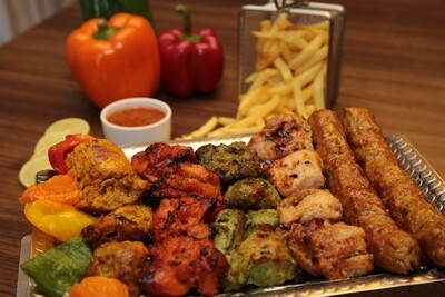 Chicken Mix Grill