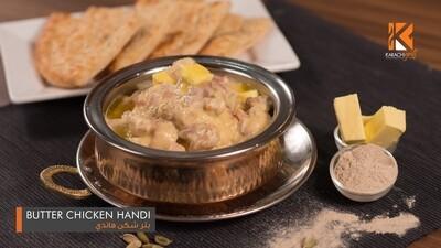 Butter Chicken Handi