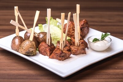 Mutton Lollipop