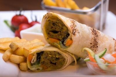 Chicken Kabab Roll