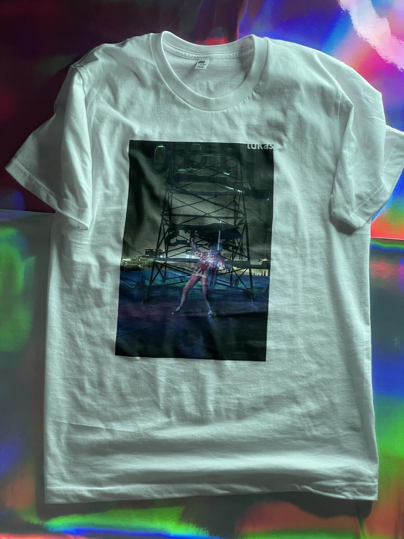Rain. On. Nycko. - White Shirt - NFT clothing