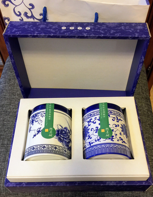 Follow Nature Series Oolong Tea Gift Box (50g*2)