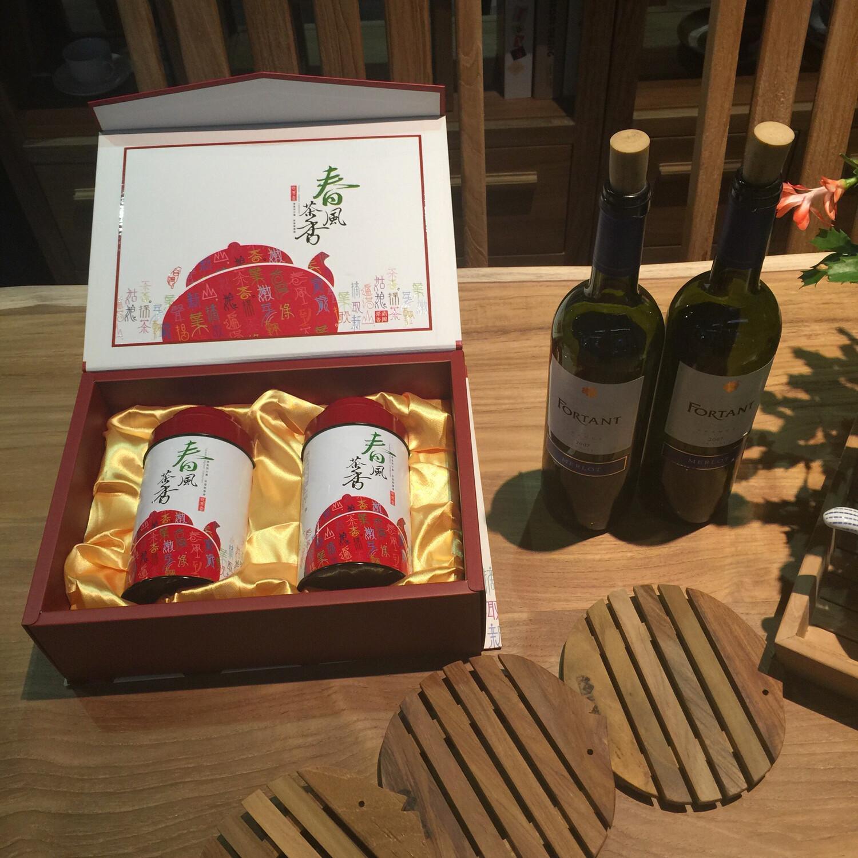 Delightful Alishan Tea Gift Box (100g*2 )
