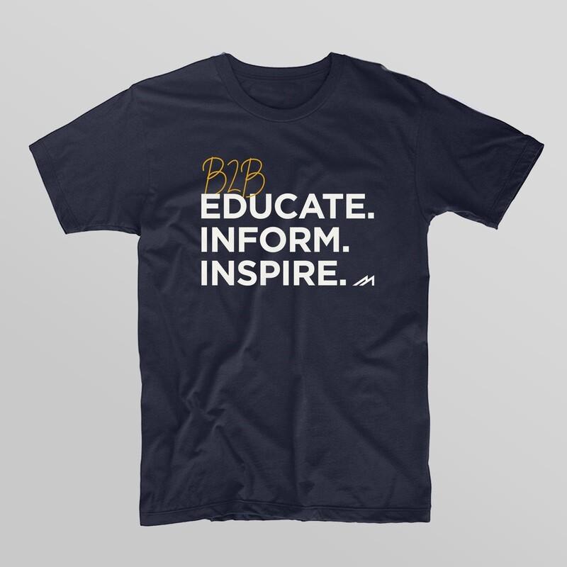 Educate. Inform. Inspire.
