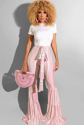 Barbie Flare Bottom  Pants