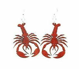 Lobster Earings