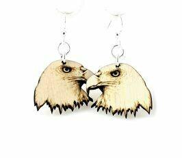 Bald Eagle Earings