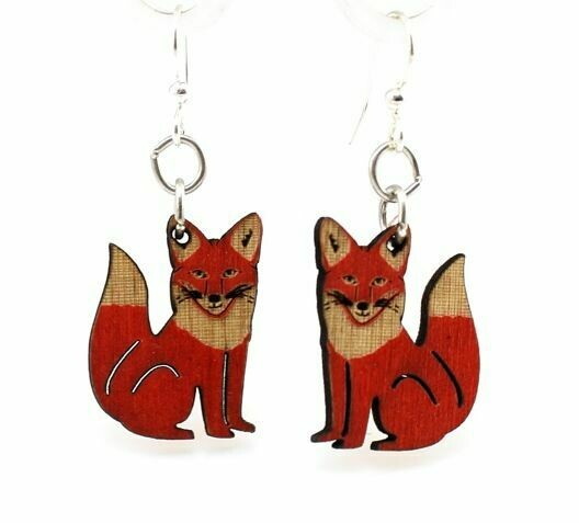 Fox Earings