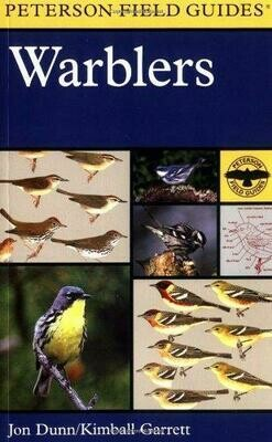 Peterson Field Guides: Warblers Hardcover
