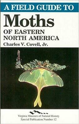 Field Guide to Moths of Eastern North America